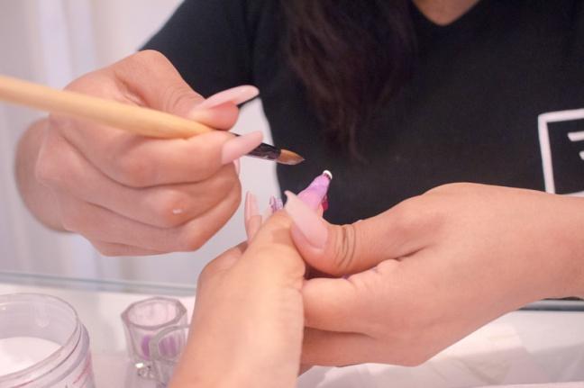 Uñas acrilicas argas review mi experiencia en salon be you (10)
