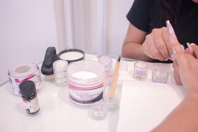 Uñas acrilicas argas review mi experiencia en salon be you (12)