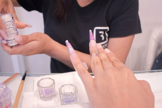 Uñas acrilicas argas review mi experiencia en salon be you (14)