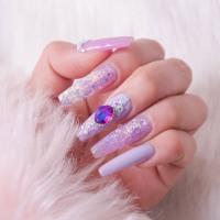 Me puse uñas acrílicas super largas y te cuento toda mi experiencia, precios, tips + VIDEO ♡