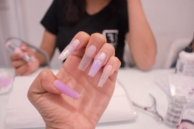 Uñas acrilicas argas review mi experiencia en salon be you (9)