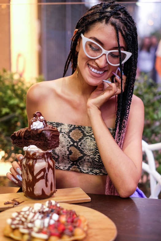 BUNNA MILKSHAKES Y WAFFLES PERUVIAN FOOD ANDREA CHAVEZ REVIEW (11)