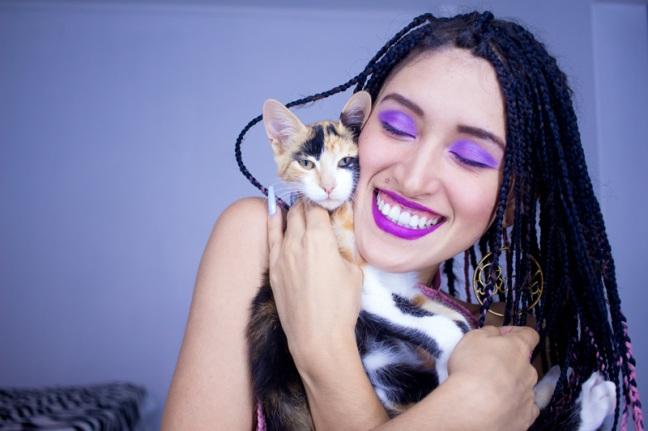 Pink softghetto makeup pink barbie delilac blog (10)