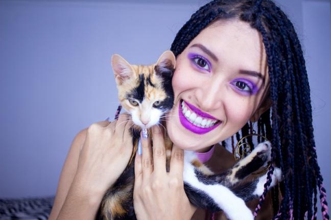 Pink softghetto makeup pink barbie delilac blog (9)