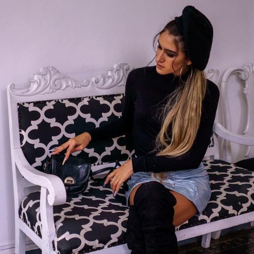 DeLilac goes blonde todo sobre mi nuevo balayage + tips para outfits de invierno (6)