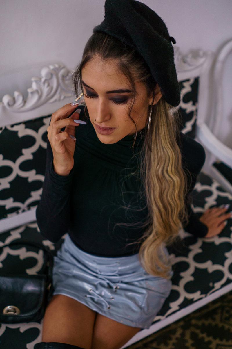 DeLilac goes blonde todo sobre mi nuevo balayage + tips para outfits de invierno (8)
