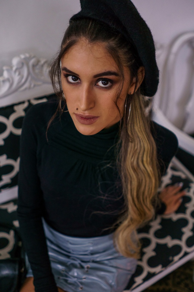 DeLilac goes blonde todo sobre mi nuevo balayage + tips para outfits de invierno (9)