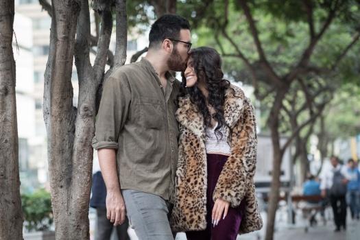 Andrea chavez y sebastian corzo fotos lifestyle pareja delilac 2