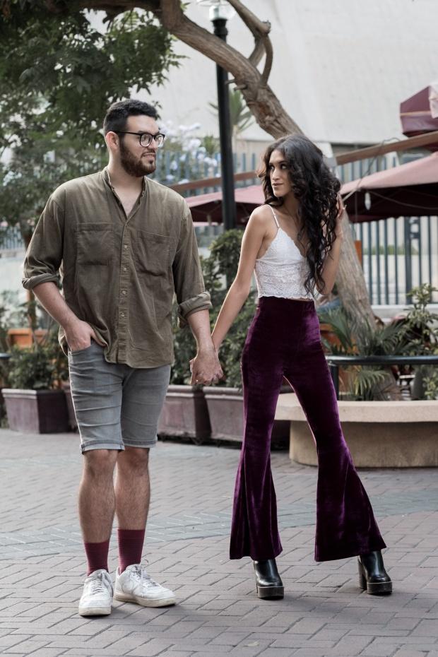 Andrea chavez y sebastian corzo fotos lifestyle pareja delilac 20