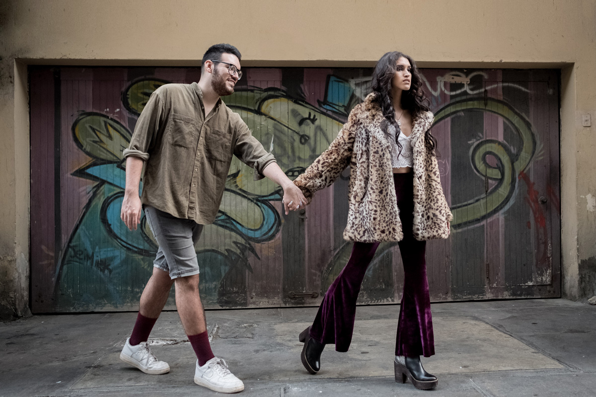 Andrea chavez y sebastian corzo fotos lifestyle pareja delilac 27