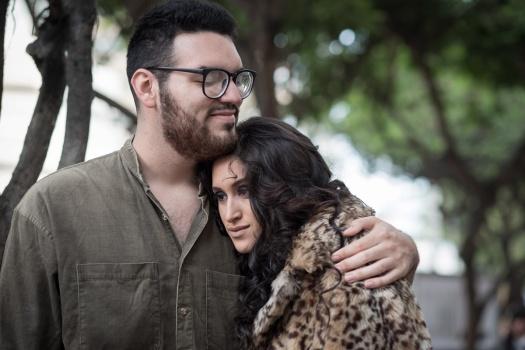 Andrea chavez y sebastian corzo fotos lifestyle pareja delilac 4
