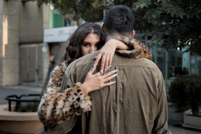 Andrea chavez y sebastian corzo fotos lifestyle pareja delilac 8