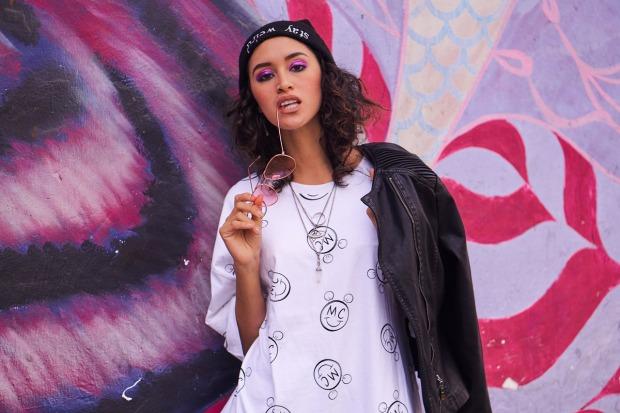 Converse X Miley Delilac Andrea converse peru urban look (1)