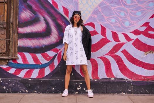 Converse X Miley Delilac Andrea converse peru urban look (10)