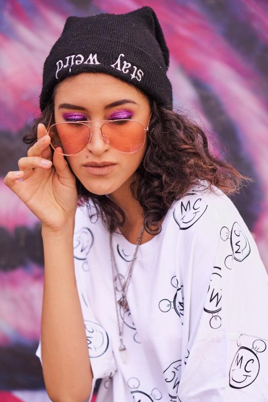 Converse X Miley Delilac Andrea converse peru urban look (11)