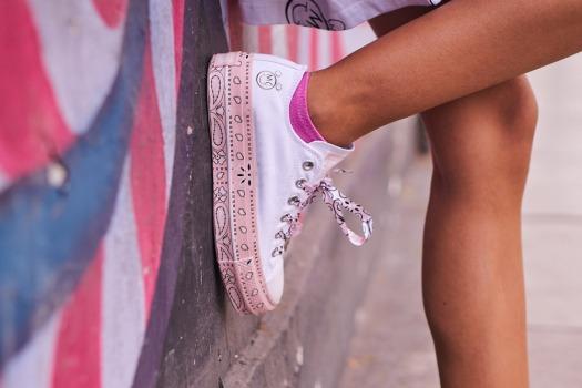 Converse X Miley Delilac Andrea converse peru urban look (12)