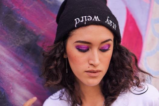 Converse X Miley Delilac Andrea converse peru urban look (14)