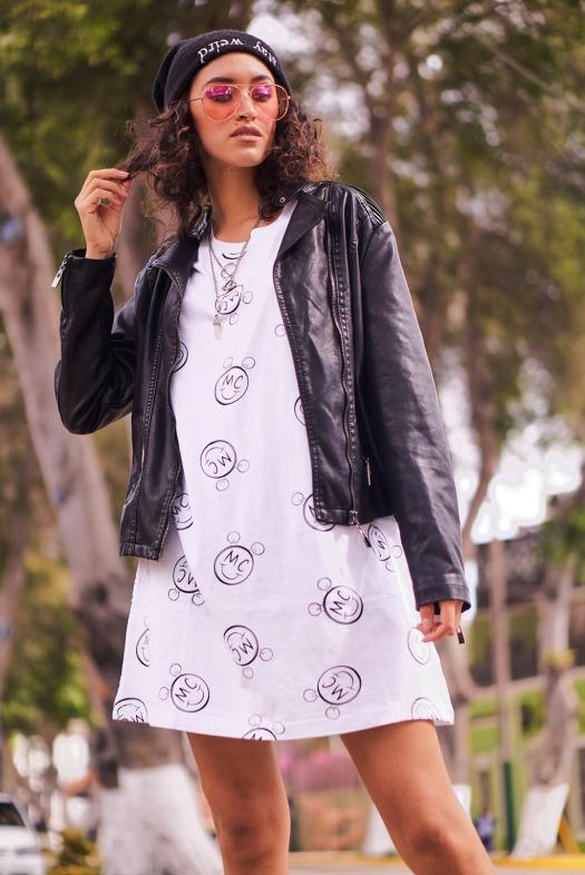 Converse X Miley Delilac Andrea converse peru urban look (5)