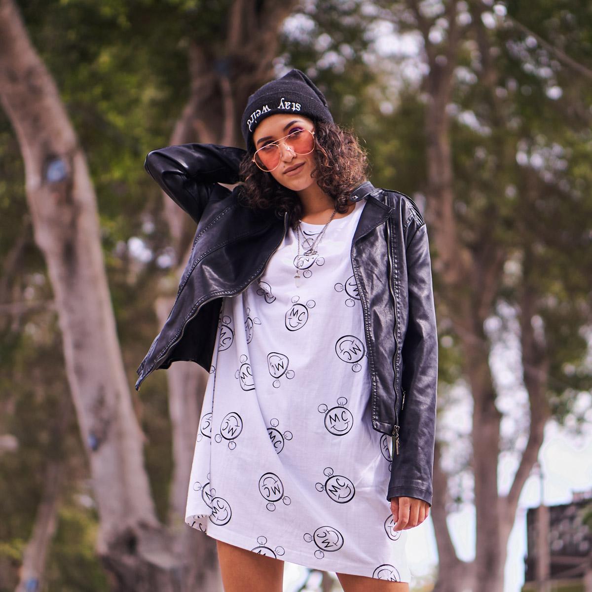 Converse X Miley Delilac Andrea converse peru urban look (6)