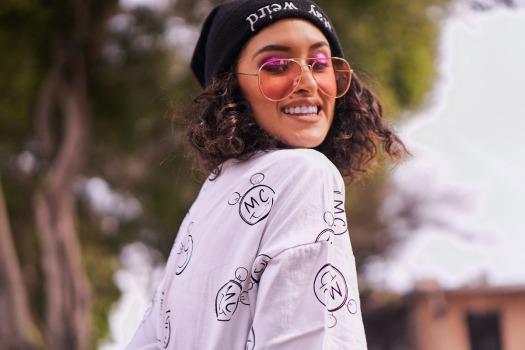 Converse X Miley Delilac Andrea converse peru urban look (7)