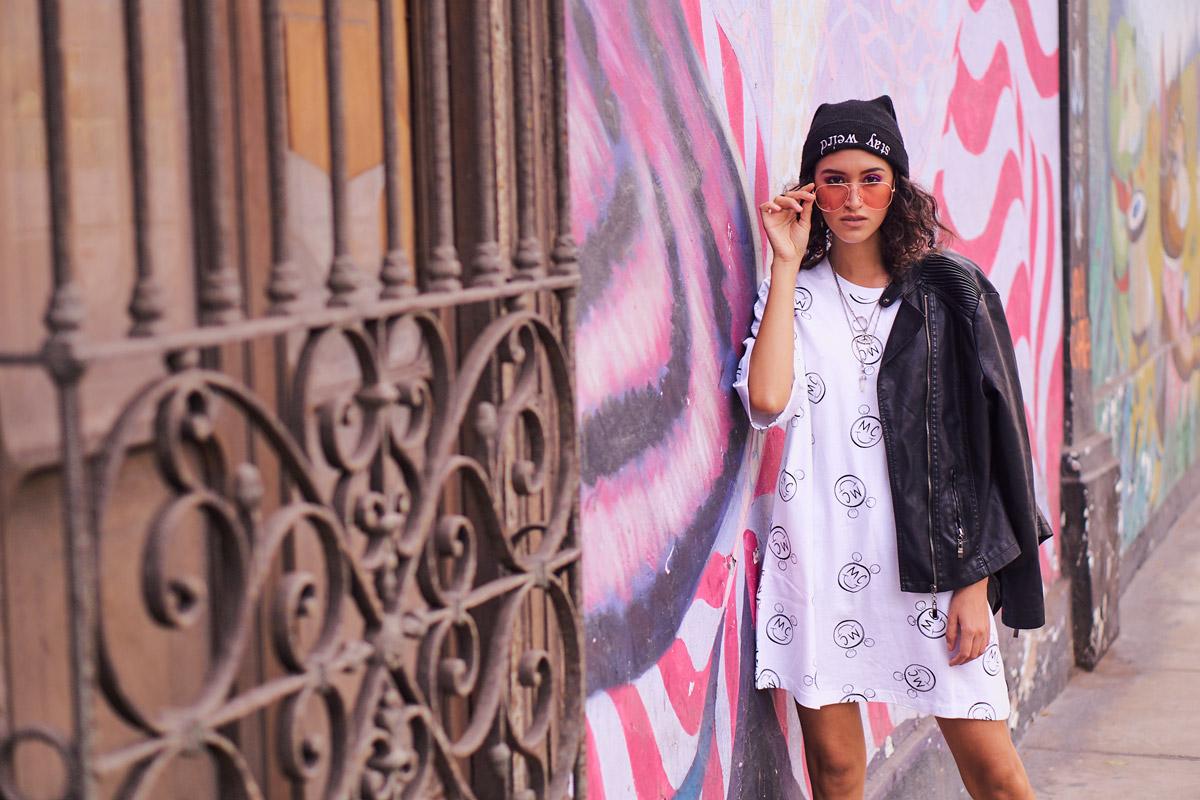 Converse X Miley Delilac Andrea converse peru urban look (8)