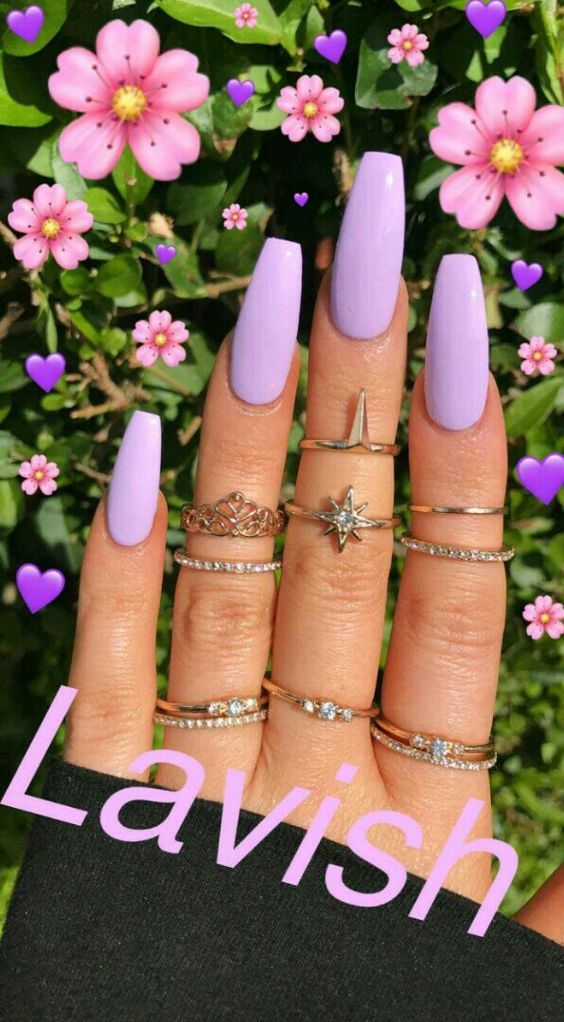 manicure inspo 2018 tendencias coffin delilac (6)