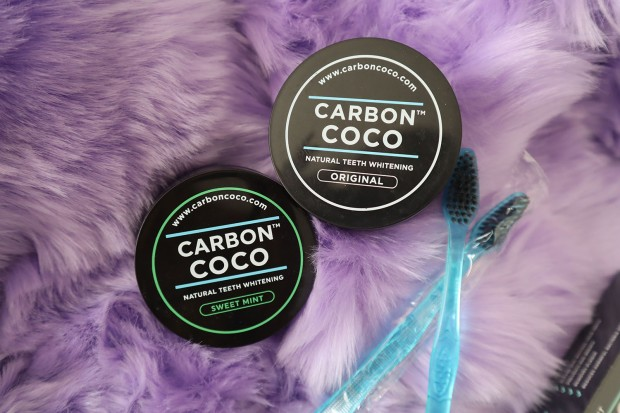 Carbon coco sweet mint blanqueamiento dental review delilac andrea chavez (9)
